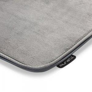 "Чехол-карман для Apple MacBook Air 11""/ MacBook 12"" - Runetz Soft Sleeve серый (шеврон)"
