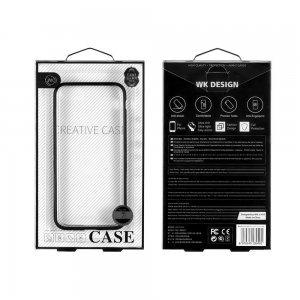Пластиковый чехол WK Fluxay черный для iPhone 8 Plus/7 Plus