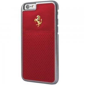 Чехол-накладка для Apple iPhone 6/6S - Ferrari GT Berlinetta красный