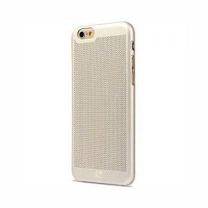 Чехол-накладка для Apple iPhone 6S/6 - LoopeeThin золотистый