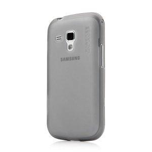 Чехол-накладка для Samsung Galaxy S Duos - Capdase Soft Jacket Xpose чёрный