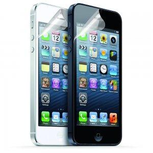 Защитная пленка для iPhone 5/5S/5C - Poukim матовая