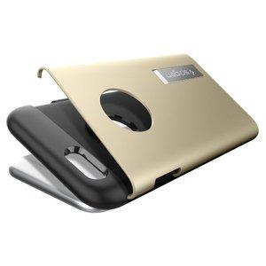 Чехол-накладка для Apple iPhone 6 - SGP Slim Armor золотистый