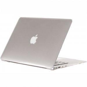 "Чехол-накладка для Apple MacBook Air 13"" - Kuzy Rubberized Hard Case прозрачный (Clear/Crystal-Finish)"