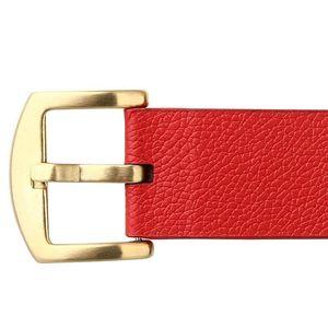 Ремешок Baseus Modern красный для Apple Watch 42/44 мм