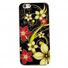 Чехол-накладка для Apple iPhone 6 - цветы