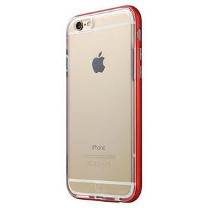 Силиконовый чехол Baseus Fusion красный для iPhone 6/6S Plus