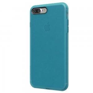 Противоударный (TPU) чехол SwitchEasy Numbers голубой для iPhone 7 Plus