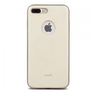 Защитный чехол Moshi iGlaze Snap-On золотой для iPhone 8 Plus/7 Plus