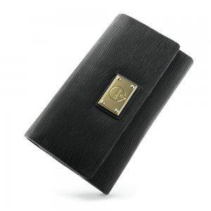 Чехол-книжка для Samsung Galaxy S4 - Ozaki O!coat Zippy чёрный
