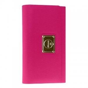 Чехол-книжка для Samsung Galaxy S4 - Ozaki O!coat Zippy розовый