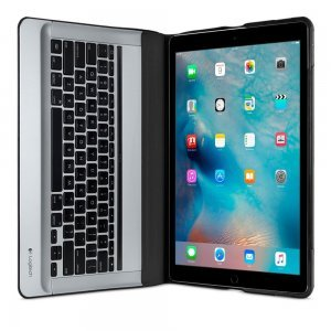 "Чехол-клавиатура для Apple iPad Pro 12,9"" - Logitech Backlit черный"