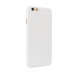 Силиконовый чехол Ozaki O!coat 0.3 Solid белый для iPhone 6/6S