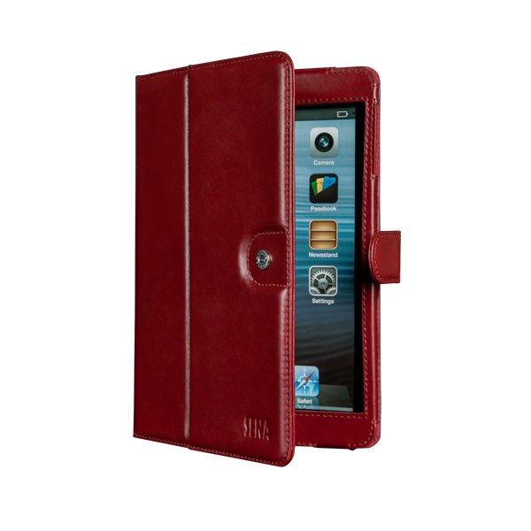 Чехол-книжка для Apple iPad mini - SENA Folio Mini красный