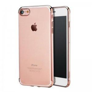 Чехол Baseus Shining розовый для iPhone 8/7