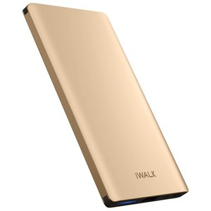Внешний аккумулятор iWalk Chic 5000mAh золотистый