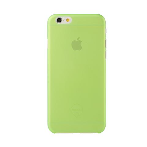 Чехол-накладка для Apple iPhone 6 - Ozaki O!coat 0.3 Jelly зеленый