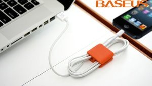 Кабель Lightning BASEUS 8 pin, 2м, белый