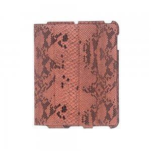 Чехол-книжка для Apple iPad 4/3/2 - Dublon Leatherworks Smart Perfect розовый
