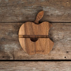 Подставка для iPad, iPhone - EcoWalNut Apple