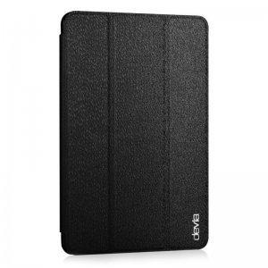 Чохол-книжка для Apple iPad mini 4 - Devia Light Grace чорний