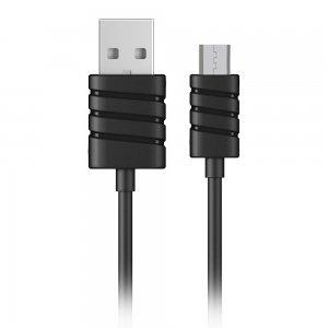 Кабель Micro-USB iWalk черный