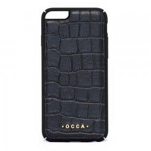 Чехол-накладка для Apple iPhone 6/6S - OCCA Skin черный