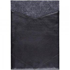 """Чехол-конверт Gmakin GM09 чёрный для MacBook Air 13""""/Pro 13""""/ Pro 13"""" Retina"""