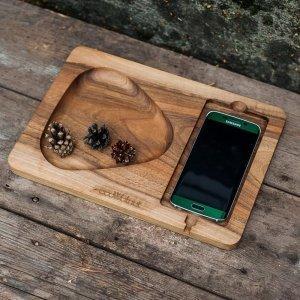 Подставка для iPad, iPhone - EcoWalNut Play