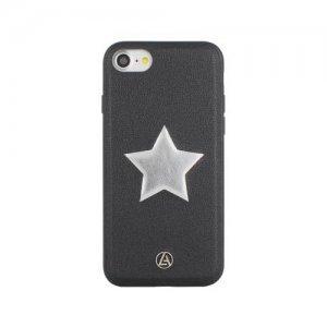 Чехол с рисунком Luna Aristo Astro Midnight черный для iPhone 7/8/SE 2020