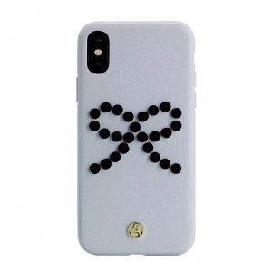 3D чехол Luna Aristo Prima Donna Punk серый для iPhone X/XS