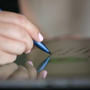 Стилус Adonit Ink синий (ORIGINAL)