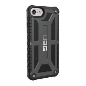 Чехол-накладка Urban Armor Gear Monarch чёрный для Apple iPhone 8/7/6S/6