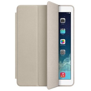 Чехол-книжка бежевый для iPad 2017/2018