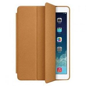 Чехол Apple Smart Case светло-коричневый для iPad Air 2 (реплика)
