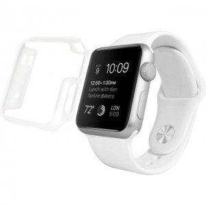 Чехол Ozaki O!coat Crystal прозрачный для Apple Watch 38мм