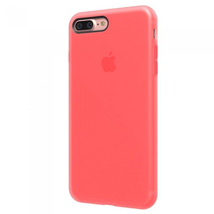 Противоударный (TPU) чехол SwitchEasy Numbers красный для iPhone 8 Plus/7 Plus