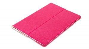 Чехол Smart Case белый + розовый для iPad Air/iPad (2017/2018)