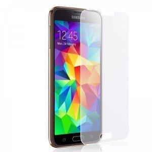 Защитная пленка для Samsung Galaxy S5 - Poukim глянцевая прозрачная
