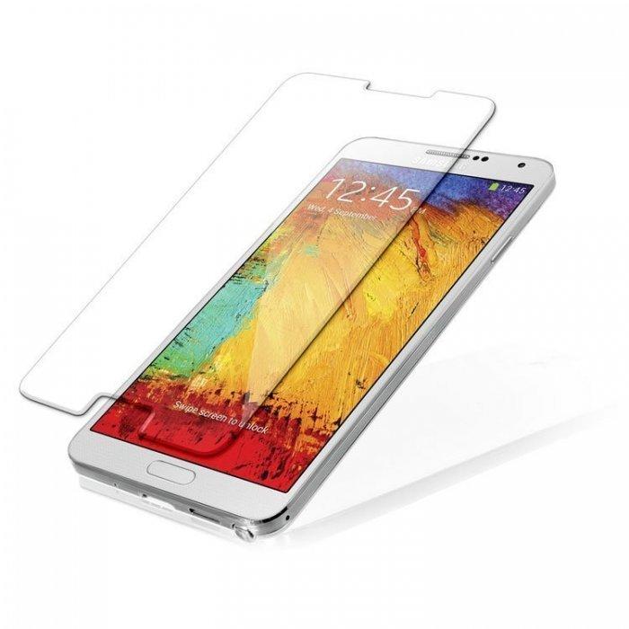 Защитная пленка для Samsung Galaxy Note 3 - Poukim глянцевая, прозрачная