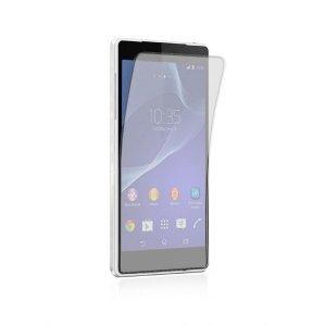 Защитная пленка для Sony Xperia Z2 глянцевая, прозрачная
