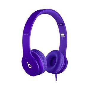 Наушники BEATS Solo HD Monochromatic фиолетовые