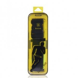 Универсальный спортивный чехол Baseus Digital Sports Belt зеленый