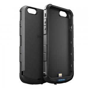 Чехол-аккумулятор iWalk Chameleon immortal i6 2400мАч, черный для iPhone 6/6S