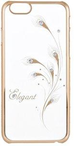 Чехол-накладка для Apple iPhone 6/6S - Kingxbar Foliflora Elegant