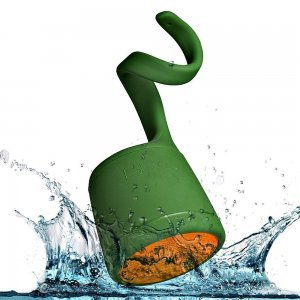 Портативная акустика Polk Boom Swimmer DUO зелёная