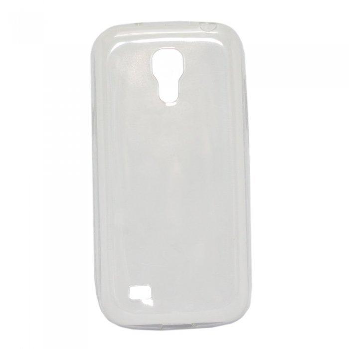 Чехол-накладка для Samsung Galaxy S4 mini - 0.3мм прозрачный