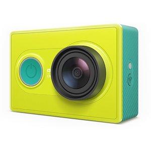 Экшн камера Xiaomi Yi Sport зеленая