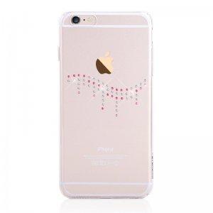 Чехол-накладка для Apple iPhone 6/6S - Kingxbar Charm Melody