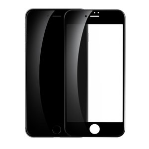 Защитное стекло Baseus 0.23mm Anti-break Edge All-screen Arc-surface черное для iPhone 7/iPhone 8